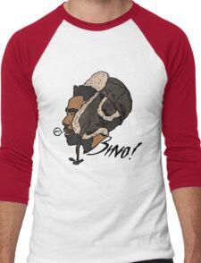 Catcher Men's Baseball ¾ T-Shirt