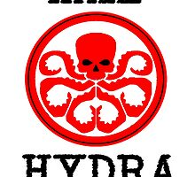 Hail Hydra by mysterytree