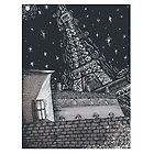 Starry City by Elizabeth Aubuchon