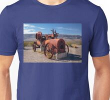 Steam Engine Irrigation Pump Unisex T-Shirt