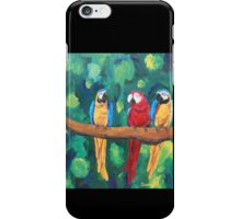 Parrot Talk - iPhone iPod iPad  iPhone Case/Skin
