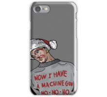 Tony (The Dead Guy In The Elevator In Die Hard) iPhone Case/Skin
