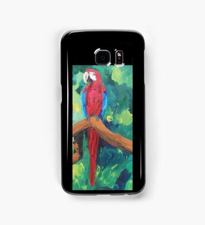 Parrot Full Length Image - Samsung Samsung Galaxy Case/Skin