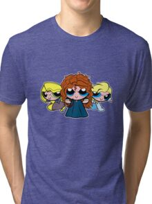 PrincessPuff Girls2 Tri-blend T-Shirt