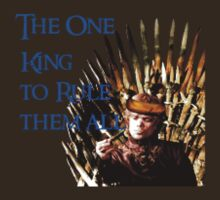 One King to Rule Them All! (16-Bit) by JohnMulroy