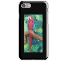 Parrot Full Length Image - iPhone iPod iPad iPhone Case/Skin