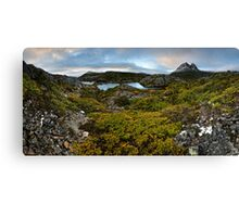 Twisted Scenic Canvas Print