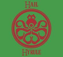 Hail Hyrule by UltraPrimal