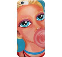 Blowing Bubbles phone case iPhone Case/Skin