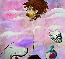 While her Head was Up in The Clouds, He Stole her Heart, Her Time and damn near her mind by helene ruiz