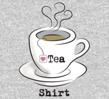 Tea Shirt by Megan Noble