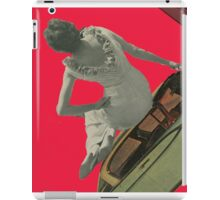 Queen of a Cadillac iPad Case/Skin
