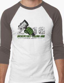 Scientist & Viking god of Thunder Men's Baseball ¾ T-Shirt