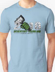 Scientist & Viking god of Thunder Unisex T-Shirt