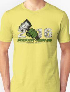 Scientist & Viking god of Thunder T-Shirt