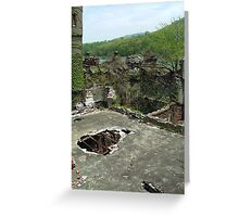 Hudson River Views Greeting Card