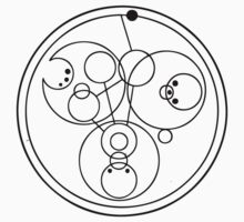 """Come along, Pond"" Translated into Gallifreyan by Joanna Barry-Murphy"