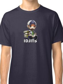 Idjits - Bobby Singer Research Time Classic T-Shirt