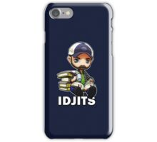 Idjits - Bobby Singer Research Time iPhone Case/Skin