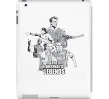The Arsenal's Legends iPad Case/Skin