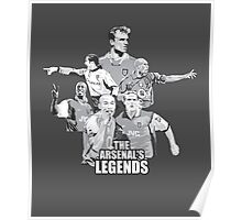 The Arsenal's Legends Poster