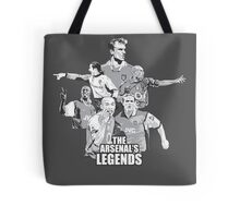 The Arsenal's Legends Tote Bag