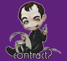 Crowley - Contract? by Julia Lichty
