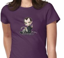 Crowley - Contract? Womens Fitted T-Shirt