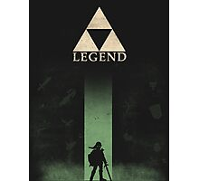 Legend  Photographic Print
