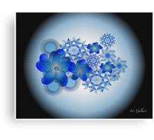 Floral Wonder Canvas Print