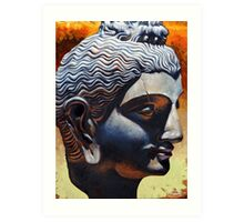 Relic The Profile Art Print