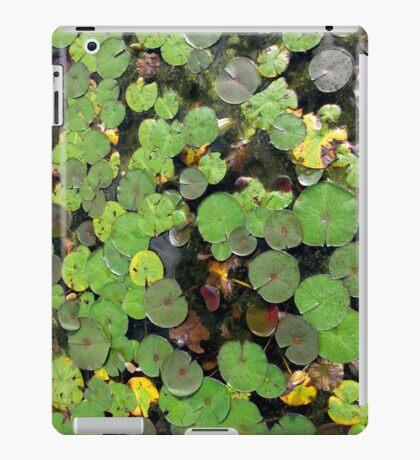 Lilipads iPad Case/Skin