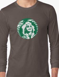 Beetle Bucks Coffee Long Sleeve T-Shirt