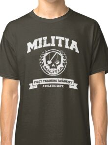 Militia Training Academy Classic T-Shirt