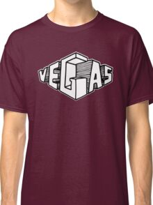 Vegas (for dark shirts) Classic T-Shirt