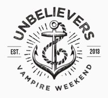 Unbelievers // white by alquimie