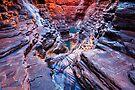 Infinite - Karijini National Park, Western Australia. by Sean Farrow