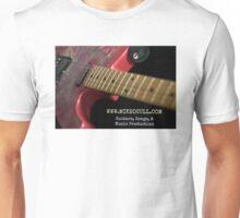 Mike O'Cull Paisley Tele T-Shirt!  Unisex T-Shirt