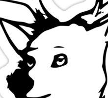 Deerest You Sticker