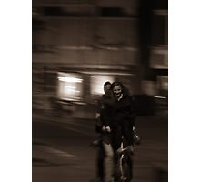 Joy ride Photographic Print