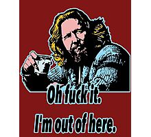 Big Lebowski  23 Photographic Print