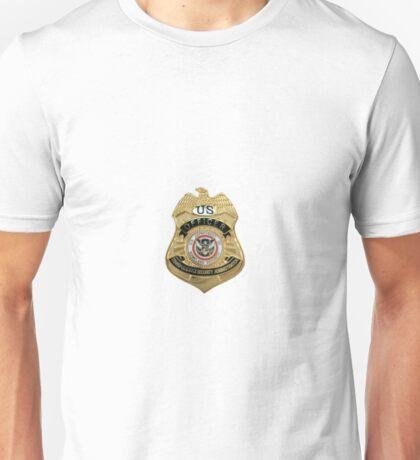 Transportation Security Administration TSA Unisex T-Shirt