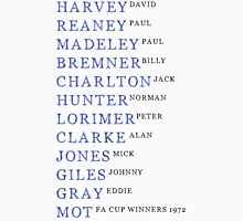 Glory Days - Leeds United 1972 Unisex T-Shirt