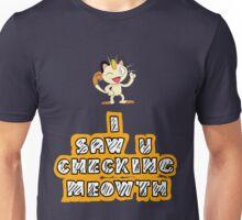 Checking Meowth Unisex T-Shirt