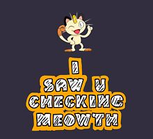 Checking Meowth Unisex T-Shirt
