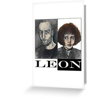 Léon: The Professional Greeting Card