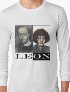 Léon: The Professional Long Sleeve T-Shirt