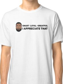 Dj Khaled You Smart Classic T-Shirt