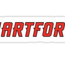 University Of Hartford Sticker