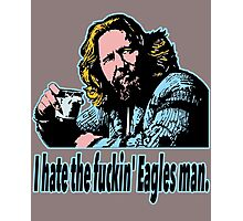 Big Lebowski Philosophy 26 Photographic Print